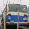 小樽の整備代車、札幌200か2055が整備センター入場!廃車となるか!?(2016年3月19日車両動向)