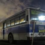 整備代車札幌200か2055廃車、JHB最後の95年式元札幌市営「札幌22か2643」廃車!(2016年3月21日~24日車両動向)