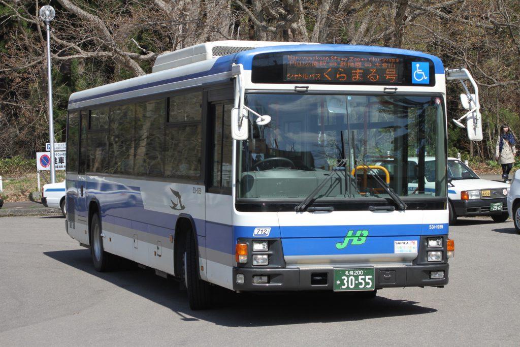 ジェイ・アール北海道バス「くらまる号」運行開始!