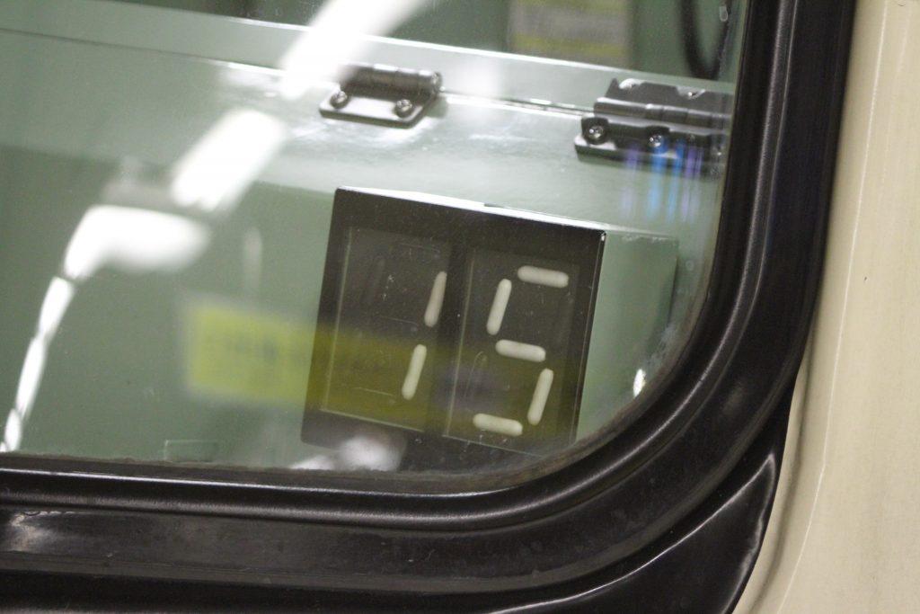 急遽、東豊線撮影。7000形707・715号車に乗車、撮影。(2016年5月15日鉄道撮影in東豊線)