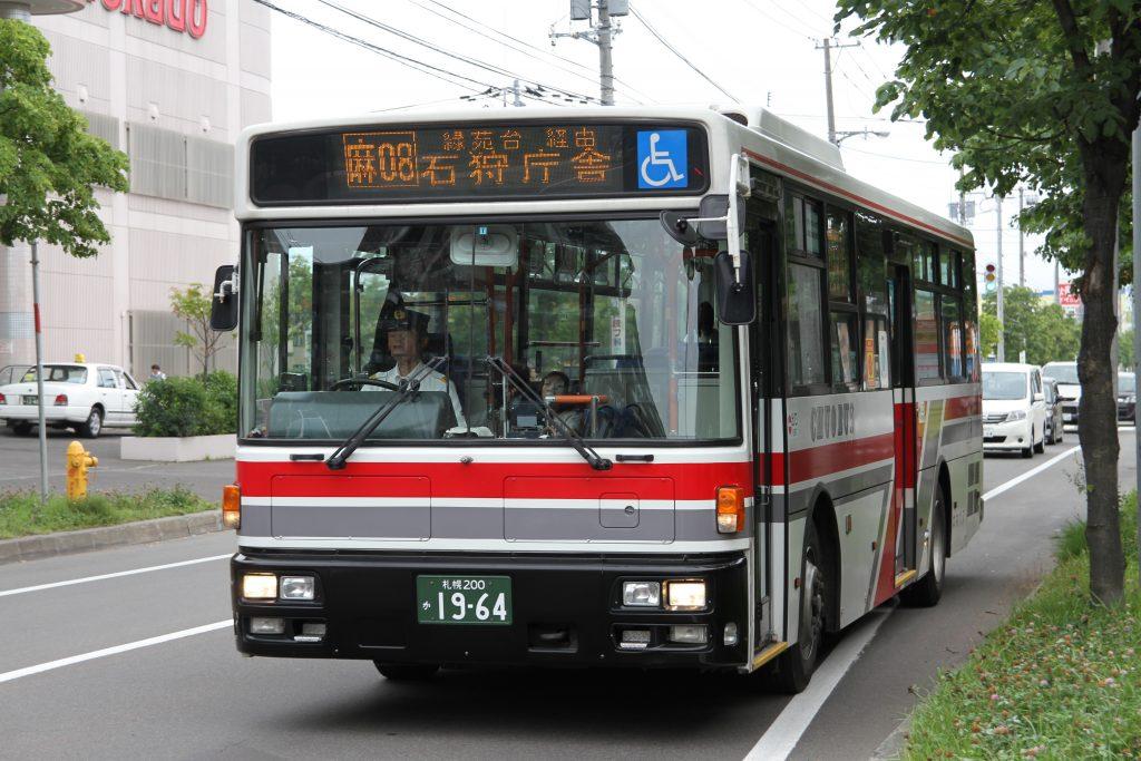 バス旅中に急遽予定変更!?中央バスで真駒内駐屯地に行く!(2016年8月3日~2016年度第2回バス乗り回し~)
