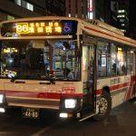 【北海道中央バス】札幌200か4480