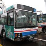 【じょうてつバス】札幌200か4451(札幌200か4444)