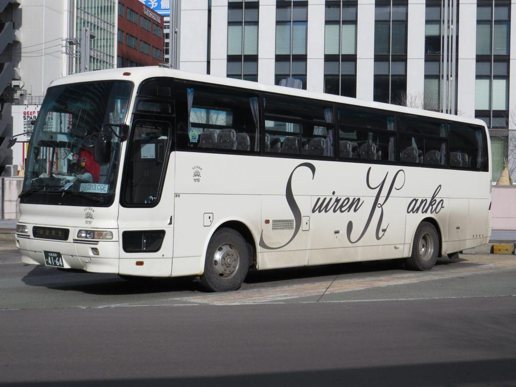 【睡蓮観光】札幌200か4164