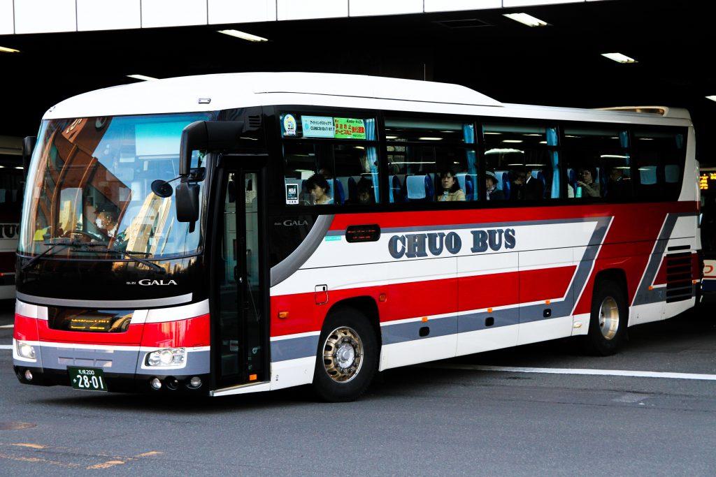 【北海道中央バス】札幌200か2801