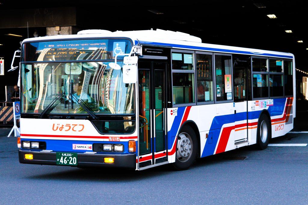 【じょうてつバス】札幌200か4620