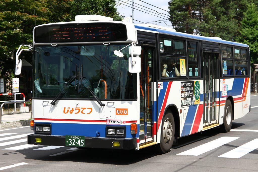 【じょうてつバス】札幌200か3245
