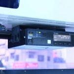 【ジェイ・アール北海道バス】厚別営業所所属車も新型デジタルタコグラフに交換