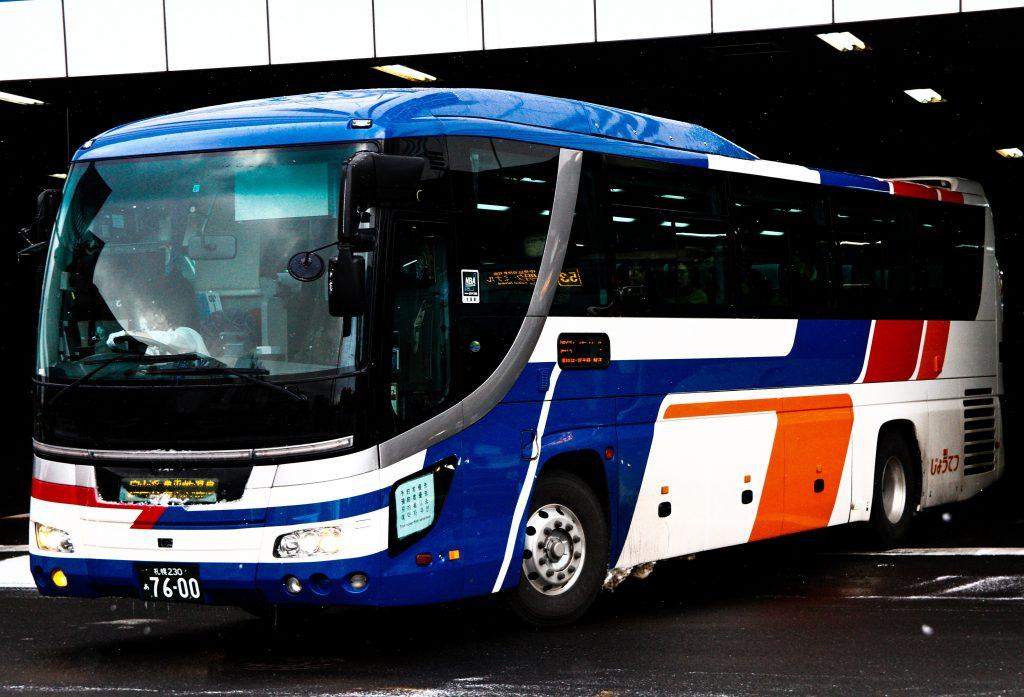 【じょうてつバス】札幌230あ7600