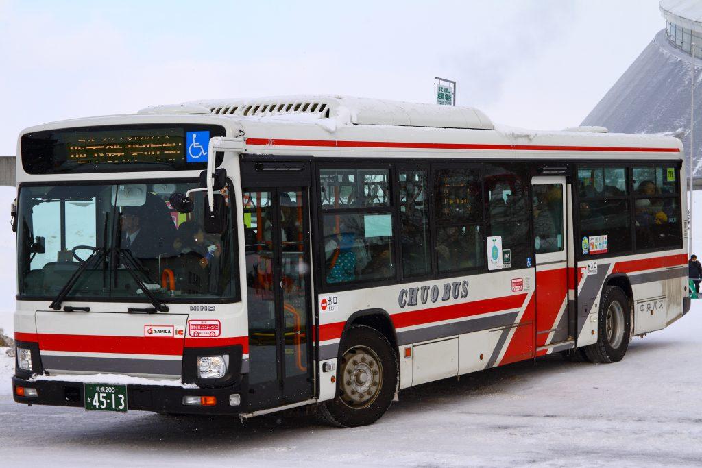 【北海道中央バス】札幌200か4513