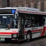 【北海道中央バス】札幌200か4895
