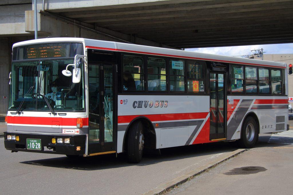 【北海道中央バス】札幌200か1028
