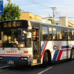 【じょうてつバス】札幌200か2885