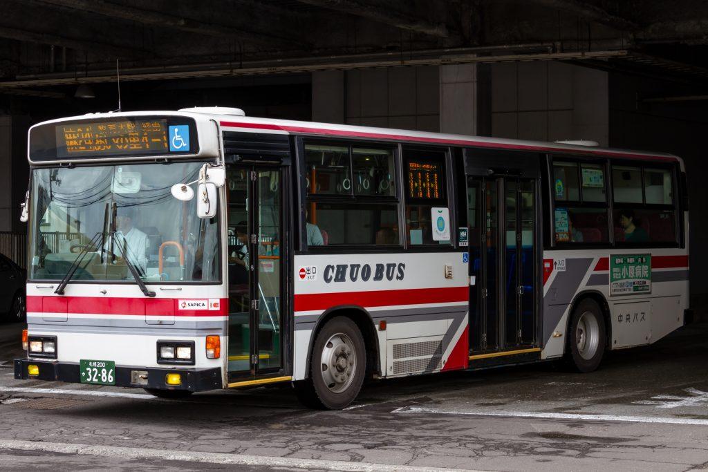 【北海道中央バス】札幌200か3286