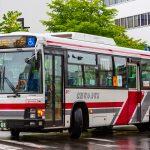 【北海道中央バス】札幌200か3788