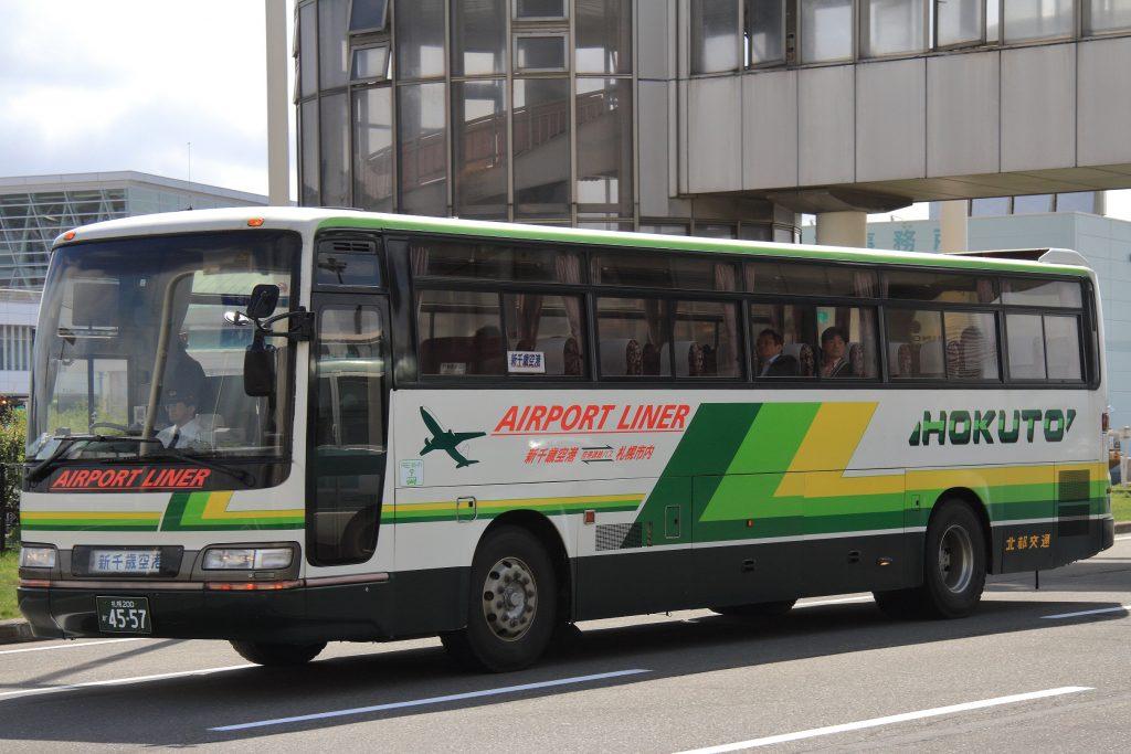 【北都交通】札幌200か4557