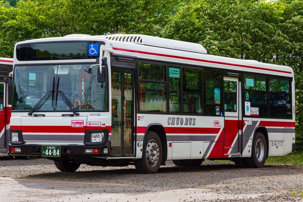 【北海道中央バス】札幌200か4484