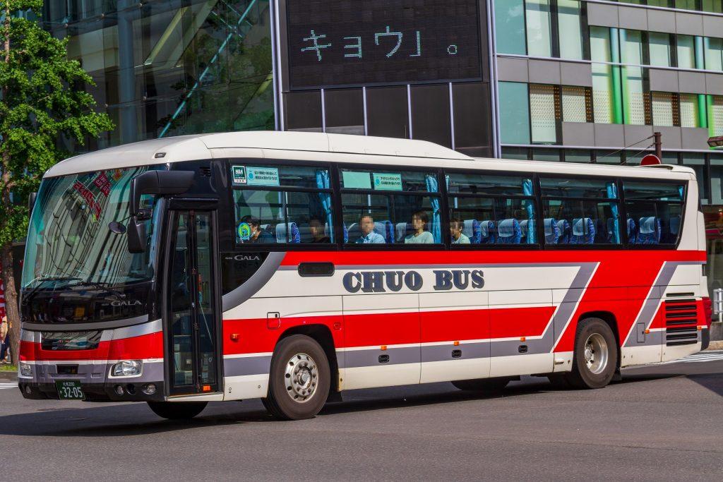 【北海道中央バス】札幌200か3205