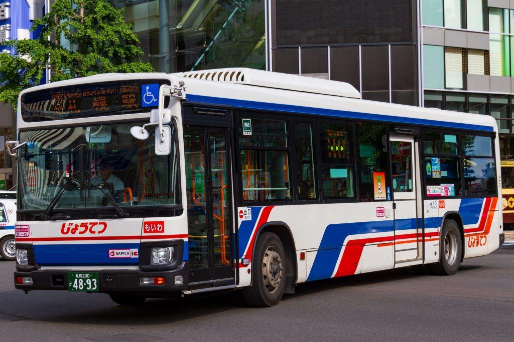 【じょうてつバス】札幌200か4893