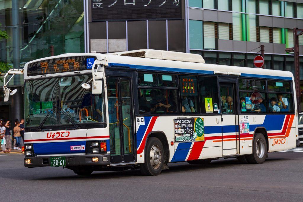 【じょうてつバス】札幌200か2061