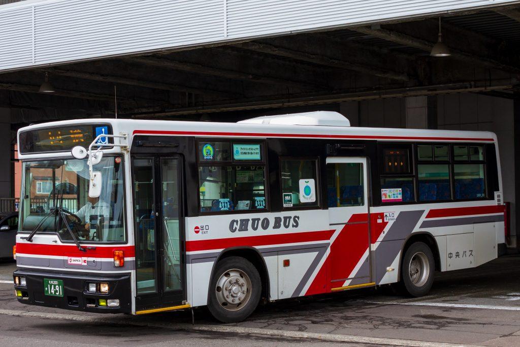 【北海道中央バス】札幌200か1491