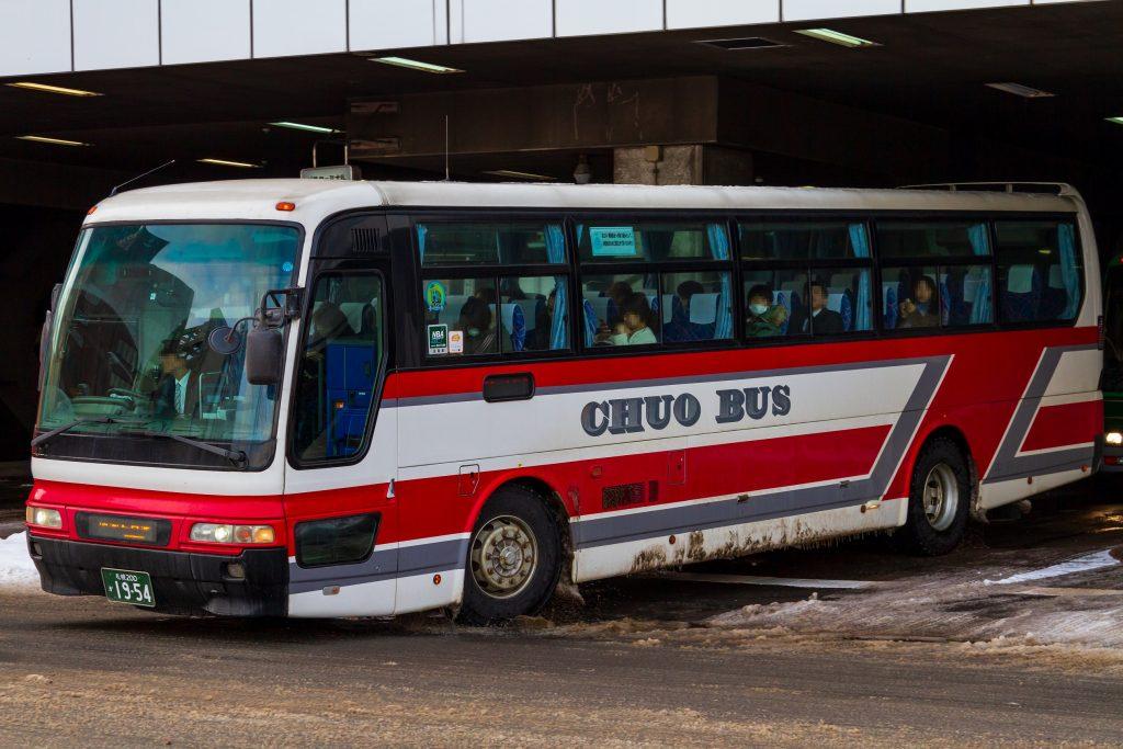 【北海道中央バス】札幌200か1954