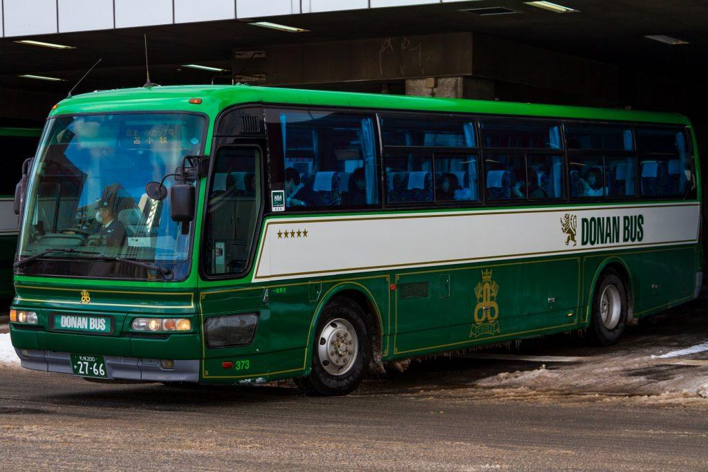 【道南バス】札幌200か2766(373)