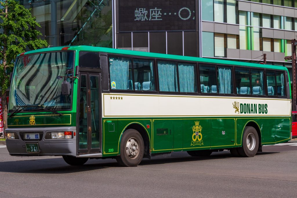 【道南バス】札幌200か361(320)