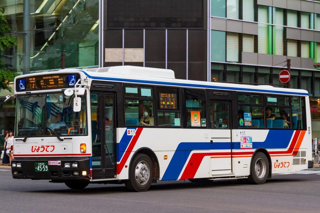 【じょうてつバス】札幌200か4559