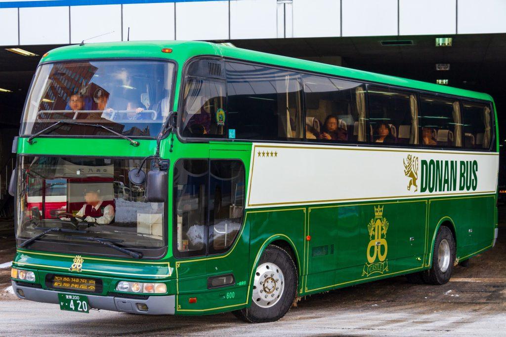 【道南バス】室蘭200か420(600)