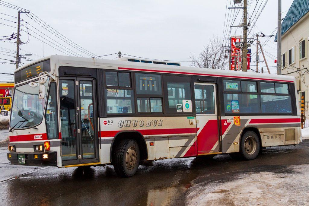 【北海道中央バス】札幌200か2780