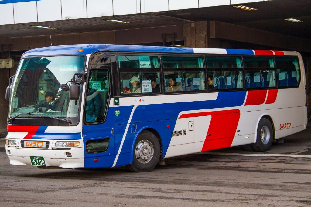 【じょうてつバス】札幌230あ5300