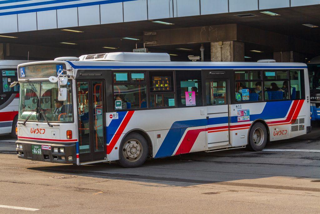 【じょうてつバス】札幌200か4668
