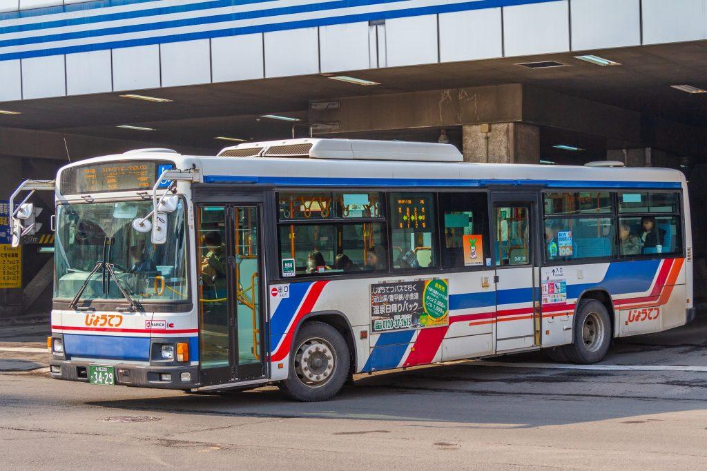 【じょうてつバス】札幌200か3429