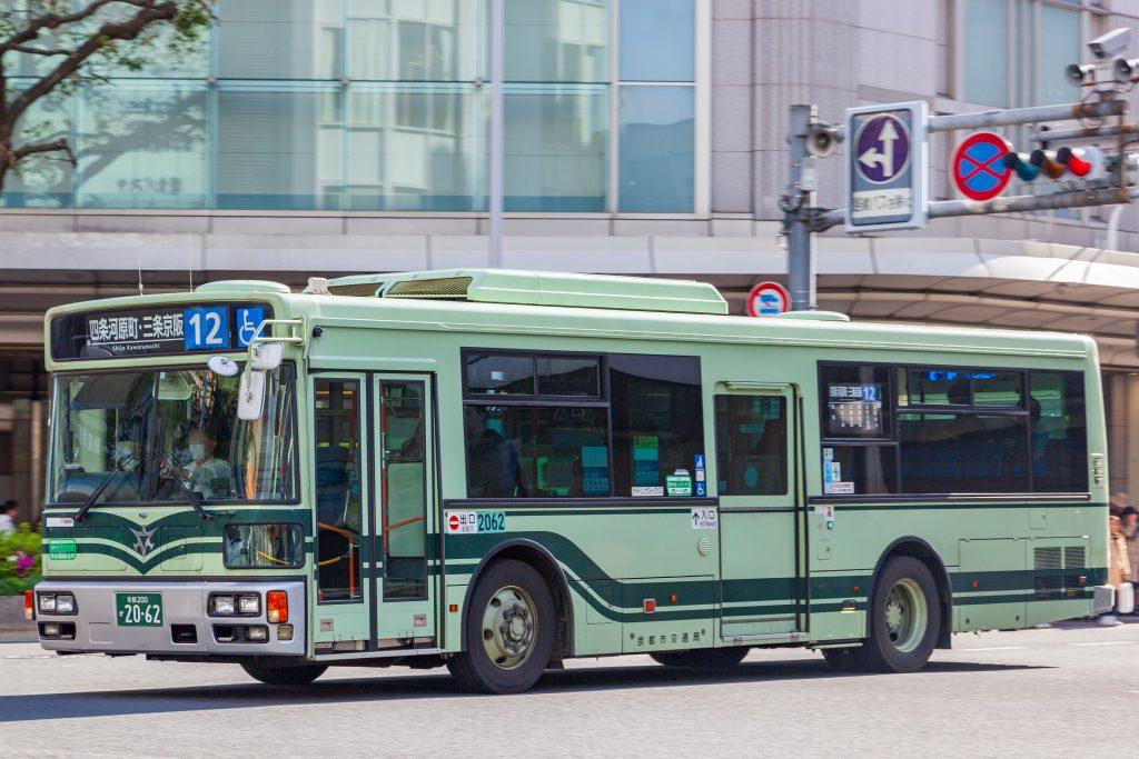 【京都市交通局】京都200か2062