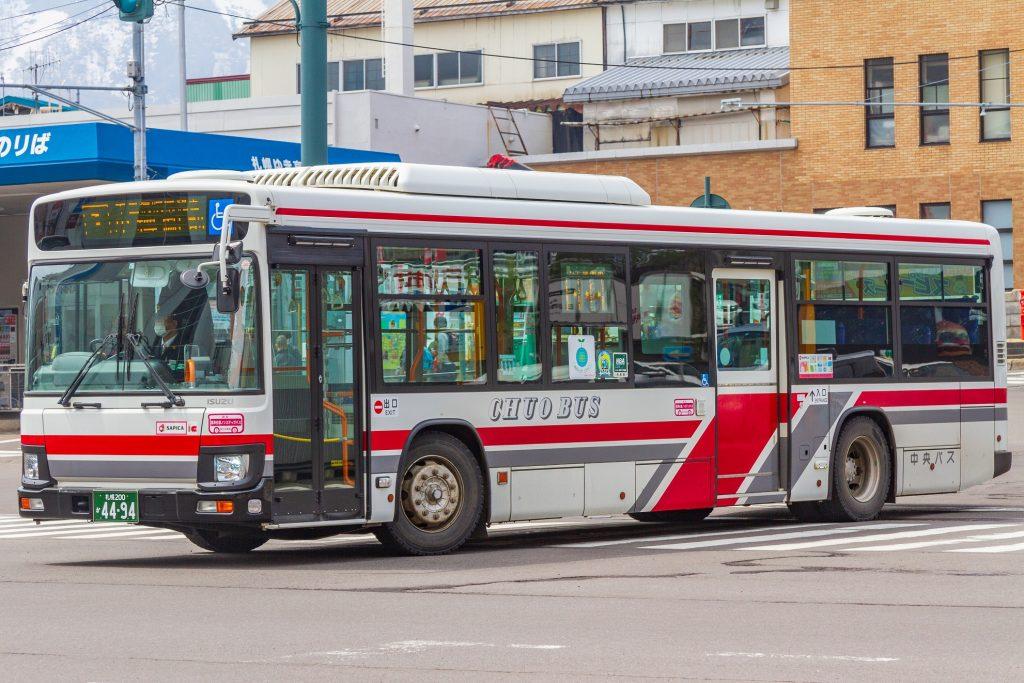 【北海道中央バス】札幌200か4494