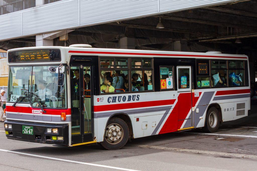 【北海道中央バス】札幌200か2667