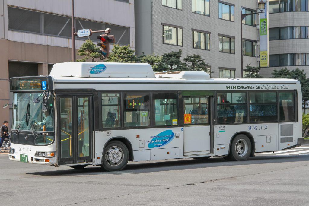 【道北バス】旭川230う11