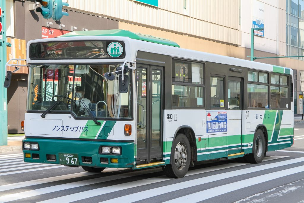 【道北バス】旭川200か967
