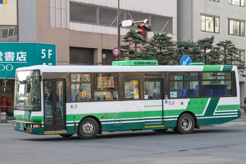 【道北バス】旭川200か951