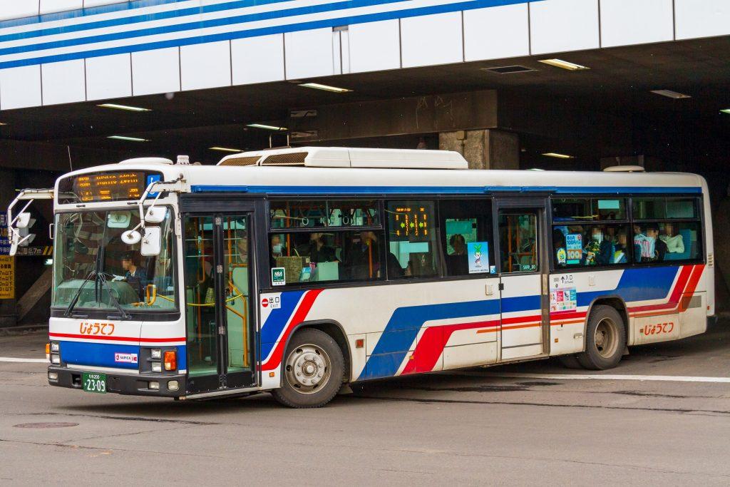 【じょうてつバス】札幌200か2309