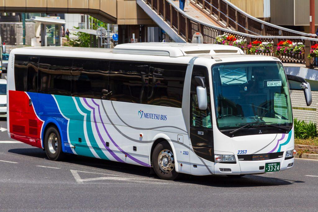 【名鉄バス】名古屋200か3324(2353)