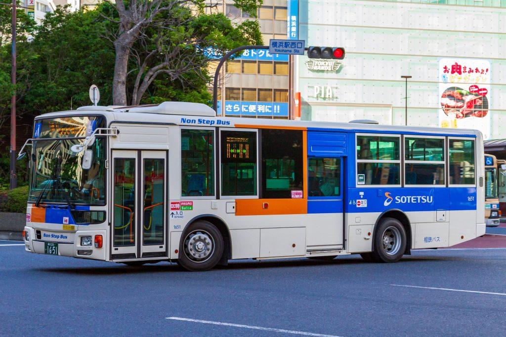 【相鉄バス】横浜230い1651(1651)