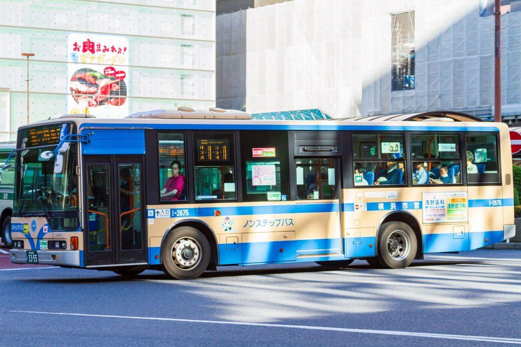 【横浜市交通局】横浜200か3355(1-2675)