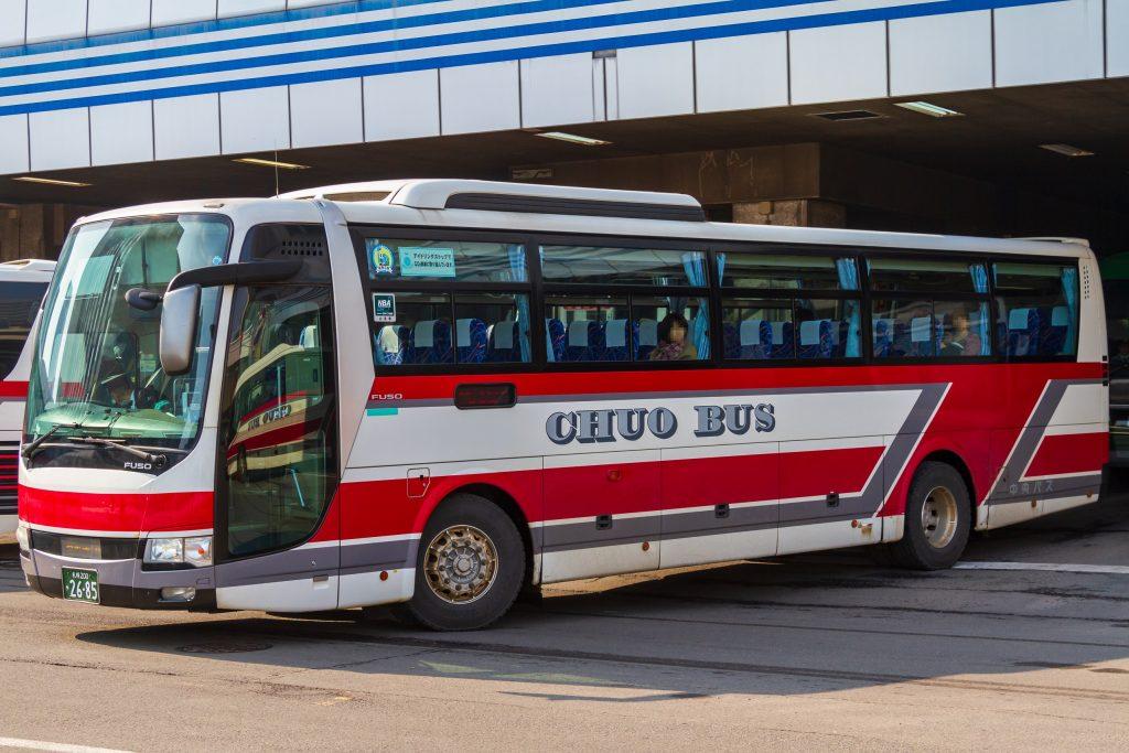 【北海道中央バス】札幌200か2685