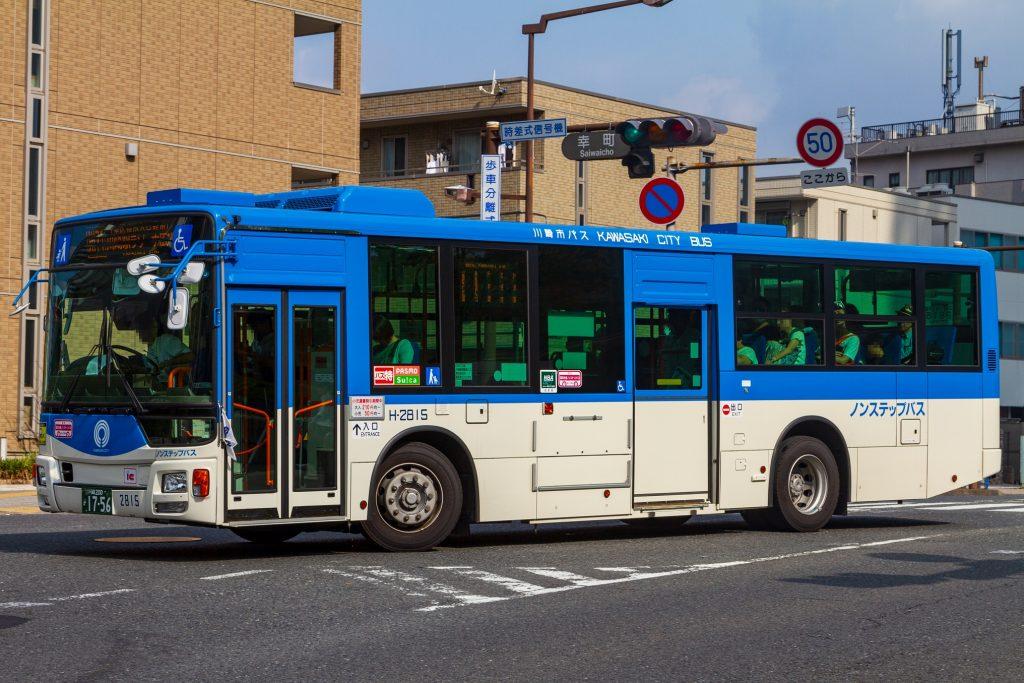 【川崎市交通局】川崎200か1756(H-2815)