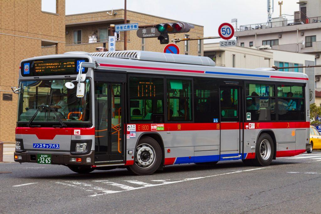 【東急バス】品川200か3265(1930)