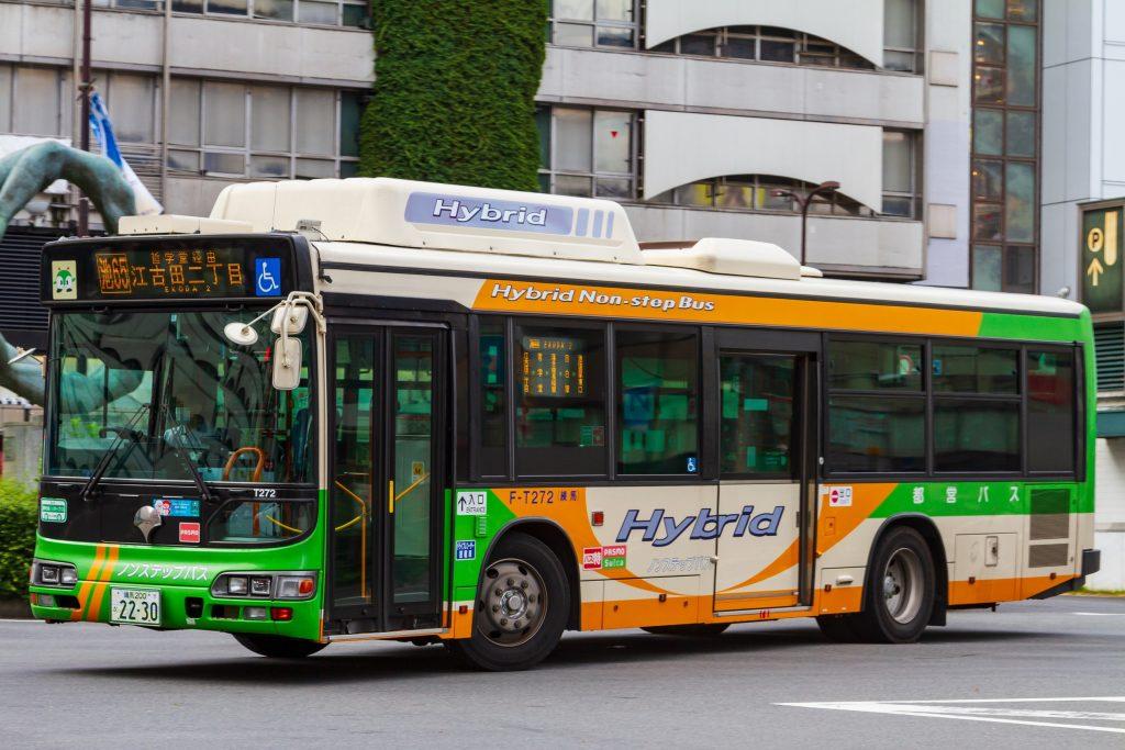 【東京都交通局】練馬200か2230(T272)