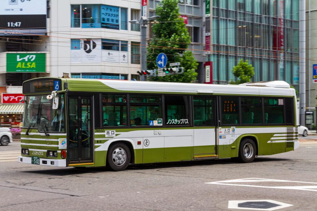 【広電バス】広島200か502(74650)